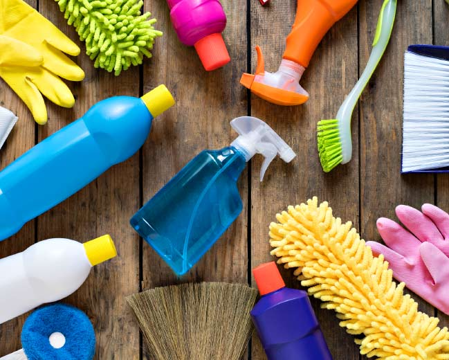 ECO-FRIENDLY CLEANING SUPPLIES MANUFACTURER