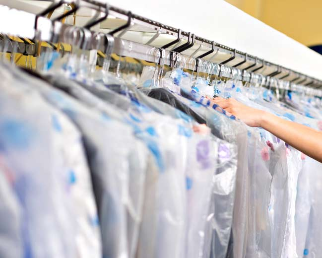 DRY CLEANING BUSINESS WITH MULTIPLE PICK-UP STORES