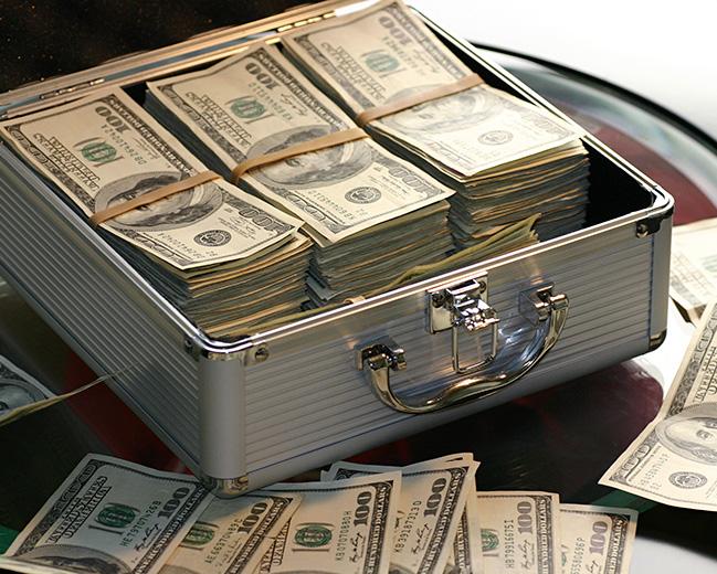 CASH MANAGEMENT SERVICE BUSINESS