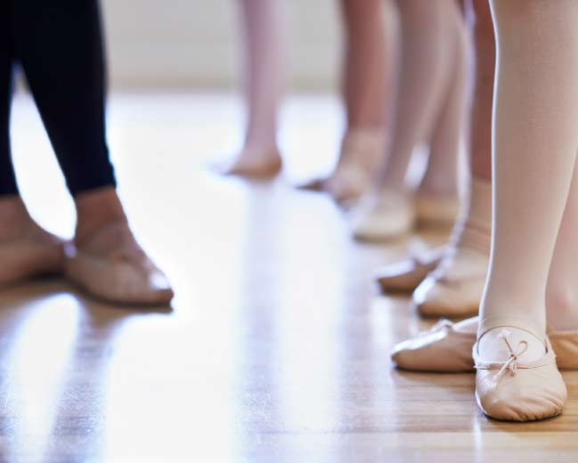 DANCE STUDIO WITH LOYAL FOLLOWING