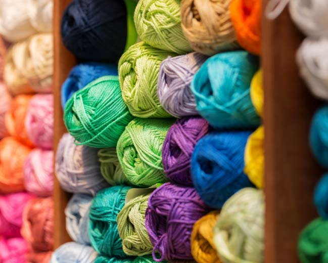 LEADING YARN MANUFACTURING BUSINESS